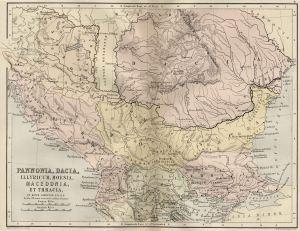 Harta Istorica